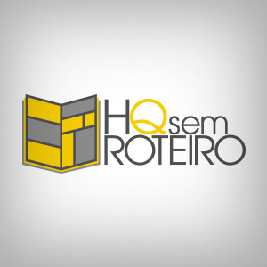 Logo do podcast HQ Sem Roteiro